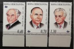 Bosnie-Herzégovine 1998 / Yvert N°262-264 / ** - Bosnie-Herzegovine