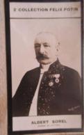 Albert SOREL ( Académicien Né à Honfleur )  -   2ème Collection Photo Felix POTIN 1908 - Félix Potin