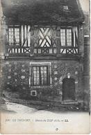 ! - France - Le Tréport - Maison Du XIIIè Siècle - 2 Scans - Le Treport