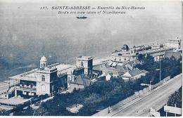 ! - France - Sainte-Adresse - Ensemble Du Nice-Havrais - 2 Scans - Sainte Adresse