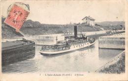 95-L ISLE ADAM-L ECLUSE-N°2032-G/0299 - L'Isle Adam