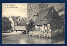 Hildesheim. Die Alte Walkenmühle. Moulin à Eau Pour Industrie Textile (1553). 1907 - Hildesheim