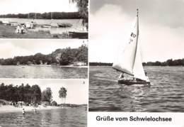CPM - Grüsse Vom SCHWIELOCHSEE - Schwielowsee
