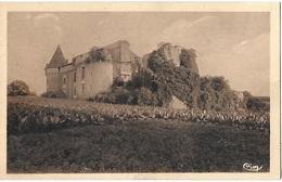 ! - France - Sainte-Foy De Longas - Château - 2 Scans - Autres Communes