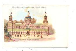 Paris1900 - Exposition Universelle-Pavillon De La Roumanie (D.5618) - Ausstellungen