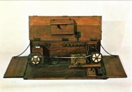 CPM 68 (Haut-Rhin) Riquewihr, Musée D'histoire Des P.T.T. D'Alsace 10 - émetteur Récepteur Morse Pr Bureau Municipal TBE - Riquewihr