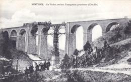 88 - Vosges - XERTIGNY - Le Viaduc Pendant L Occupation Prussienne - Xertigny