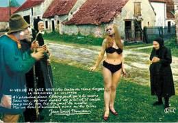 Souterraines Du Clos La Perriere Archambault Proprietaires Viticoles Fontenay Saint Satur   CPM Ou CPSM - Autres Communes