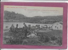 39 .- Environs De  MOIRANS.- .- La Ferme Et Le Lac D' Antre - Autres Communes