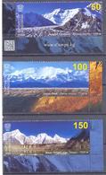 2020. Kyrgyzstan, Mountains, Seven-Thousanders In Kyrgyzstan, 3v, Mint/** - Kyrgyzstan