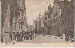 ALLEMAGNE RHENANIE DU NORD WESTPHALIE MÜNSTER I. W. LUDGERISTRASSE PRECURSEUR - Münster