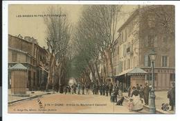 Digne Entrée Du Boulevard Gassendi - Digne