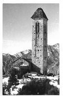 ANDORRE ENGOLASTERS IGLESIA DE SANT MIQUEL CPA 2 SCANS - Andorre
