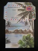Polynésie: TB Aérogramme N°7 . Neuf XX. - Aérogrammes