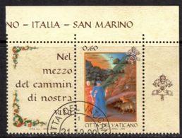Vatican 2009 Mi# 1653 Zf Used - Italian Language - Vaticano