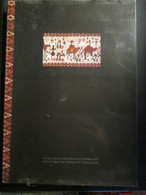 Music For The Eyes Muziek Voor De Ogen Textiel Volkeren Centraal Azie 440 Blz - Généalogies