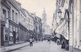 BERG- MONS  EN BELGIQUE  LA GRAND'RUE  CPA   CIRCULEE - Mons