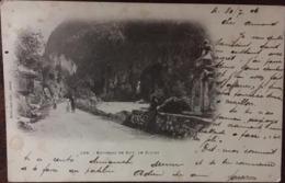 CPA, 1906, Environs De SIXT, Le Sougey (Haute Savoie,74),animée, éd Pittier,Annecy - Autres Communes