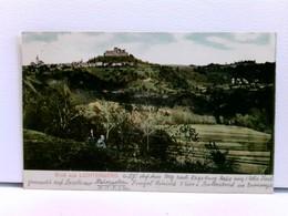 AK Gruss Aus Lichtenberg, Panorama Mit Burg; Coloriert - France