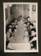 GIAIETTE BORZONASCA ENTROTERRA CHIAVARI 1956 SCOLARI COLAZIONE SCUOLA ECOLE SCHOOL - Luoghi