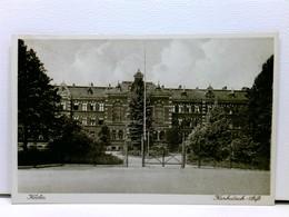 Seltene AK Köslin, Karkutsch-Stift; Westpommern, Koszalin - Ansichtskarten