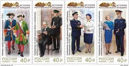 Russia 2020 Uniforms Set MNH - Neufs