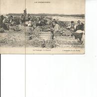 51-LA CHAMPAGNE LES VENDANGES LE DEJEUNER - Frankreich