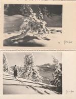 MEGEVE OU ANNECY ART ET SPORT CARTES PHOTOS - Annecy