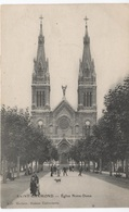 1915 Saint Chamond - Eglise Notre Dame - Kerk Church - Ed Miolane - Saint Chamond