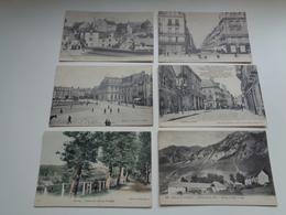 Lot De 60 Cartes Postales De France     Lot Van 60 Postkaarten Van Frankrijk    - 60 Scans - 5 - 99 Postkaarten