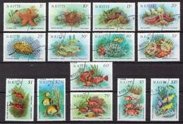 St. Kitts Used Set - Marine Life
