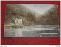 WAULSORT -  HASTIERE  -   Ermitage  Des  Cascatelles   -   1906     - - Hastière