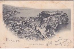 MONACO - MONTE CARLO - 1902 - - La Condamine