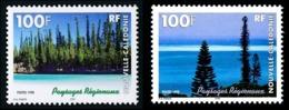 NOUV.-CALEDONIE 1998 - Yv. 772 Et 773 **   Faciale= 1,68 EUR - Paysages (2 Val.)  ..Réf.NCE25460 - New Caledonia