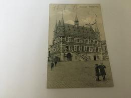 CJ 1000 - GRAMMONT - Hôtel De Ville - Belgien