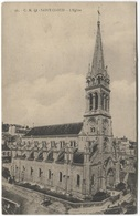 1910 Saint Cloud - Eglise Kerk Church - Ed CM - Saint Cloud