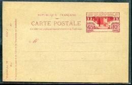 FRANCE - CP TYPE EXPO. DES ARTS DECO. PARIS 1925 , DECOUPE DECALÉE - NEUVE & SUP - Entiers Postaux
