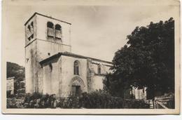 1950 Saint-Just-en-Chevalet   Notre Dame Du Chateau - Kerk Church - Ed Charpenet - Autres Communes