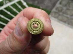 Cartouche Munition  11 Mm Pour Revolver 1873 73 Neutralisée Ww1 Poilu Marquage GUERRE Mod 73 FRANCAIS - Armas De Colección
