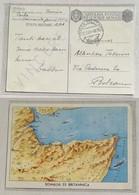 Cartolina Postale Per Le Forze Armate P.M.49 IV C.A. Per Bolzano - 22/02/1941 (conflitto Italo/greco) - Correo Militar (PM)