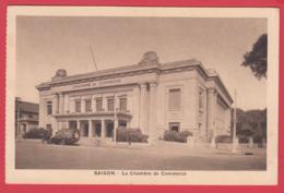 CPA- SAÏGON - La Chambre De Commerce - écrite En 1949 **2 SCAN- - Vietnam