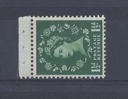 """GB...QUEEN ELIZABETH II.(1952-NOW)...."""" 1958 """"....1 AND HALFd....SG572b..MARGINAL.....WATERMARK SIDEWAYS.....MNH.... - 1952-.... (Elizabeth II)"""