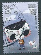 ESPAGNE SPANIEN SPAIN ESPAÑA 2020 STAMPSHOW: GENERAL CATEGORY AWARD DISELLO ED 5381 YT  5117 MI 5414 - 1931-Aujourd'hui: II. République - ....Juan Carlos I