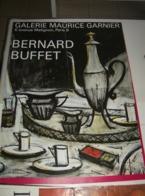 Affiche Poster - Kunst Art - Expo Galerie Maurice Garnier Paris - Bernard Buffet - 1977 - Posters
