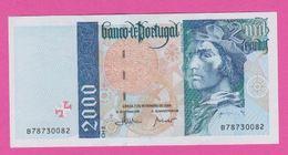 PORTUGAL - 2.000 Escudos Du 7 Novembro 2000 - Pick 189d  NEUF - Portugal