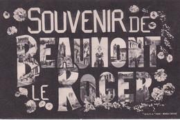BEAUMONT LE ROGER - Beaumont-le-Roger
