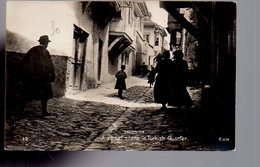 REF 467 : CPA Grece Greece Hellas Salonique Turkish Quarter - Greece