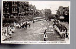 REF 467 : CPA Grece Greece Hellas Salonique Fete De L'indépendence - Greece