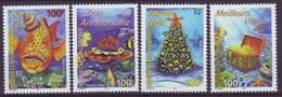 Nouvelle Calédonie N° 779-782 Neuf ** - Nouvelle-Calédonie