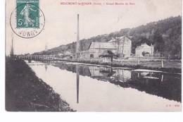 BEAUMONT LE ROGER(MOULIN) - Beaumont-le-Roger